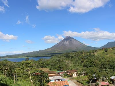 Photo for Junior Suite Room Private, A/C Volcano View.Max 4 guests per room
