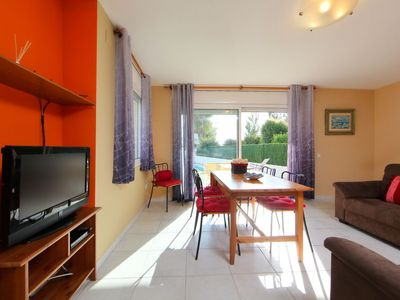 Photo for Vacation home Mar in L'Ampolla - 8 persons, 4 bedrooms