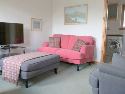 Photo for Apartment Portree in Isle of Skye - 4 persons, 2 bedrooms