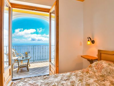 Photo for 1BR Bed & Breakfast Vacation Rental in Conca dei Marini