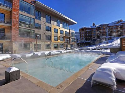 Photo for Exceptional Views - Ski In/Ski Out in Canyons Village