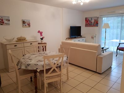 Photo for Anglet / Biarritz T2 4 people near the beach and shops