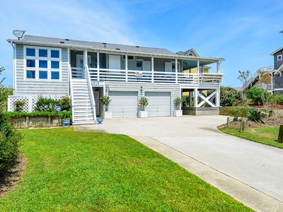 Photo for Shell Cottage | Oceanfront | Nags Head | Sleeps 10