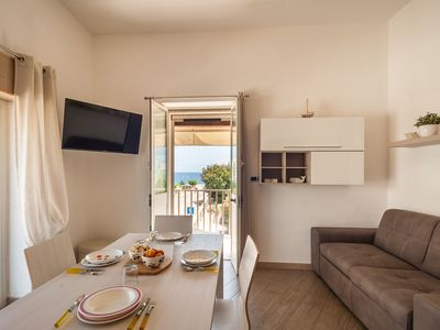 Photo for Close to the beach and with sea view - Apartment Alelà