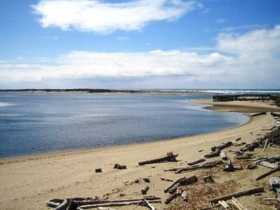 Photo for Explore the historic Taft District from this bay front condo!