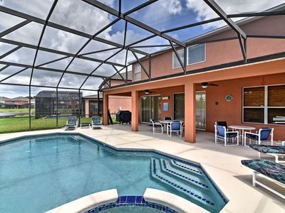 Photo for 'Villa Loretta's Bellaview' Lovely Kissimmee Home!