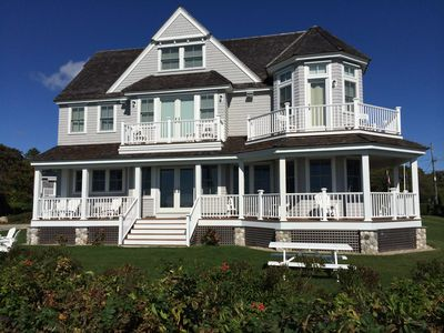 Photo for Brand New Luxury Oceanfront Home With Fantastic Views!!