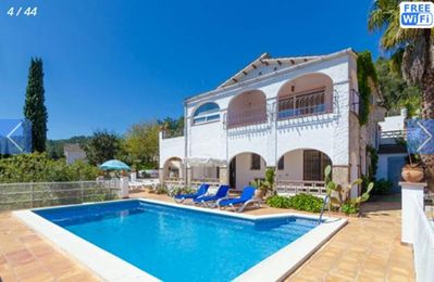 Photo for Saona Villas: Costa Brava, villa for 8 with private pool, beach 5 km