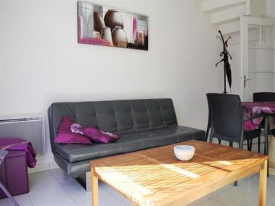 Photo for Villa Fort-Mahon-Plage, 2 bedrooms, 4 persons