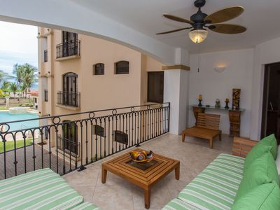 Photo for Oceanfront Luxury (3-Bedroom 2-Bath) Vacation Suite in Private Jaco Resort