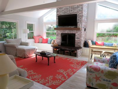 Photo for Near Beach-Newly renovated home-Central A/C-Wifi-Fire pit-Welcome toKuck's Kove