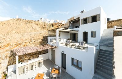 Photo for R862 Villa with Sea view, Pool view - Breakfast Included