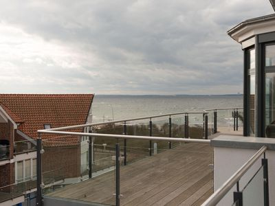 Photo for In the first row and directly at the pier in Pelzerhaken lies the Villa Meere