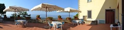 Photo for One bedroom Apartment, sleeps 4 in Villa Bensi with Pool and WiFi