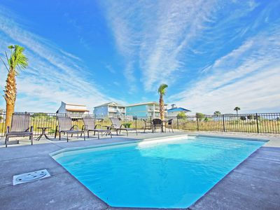 Photo for Shore Nuff- Steps from the Sea Shore! Private Pool, Up to $100 discount pass included!