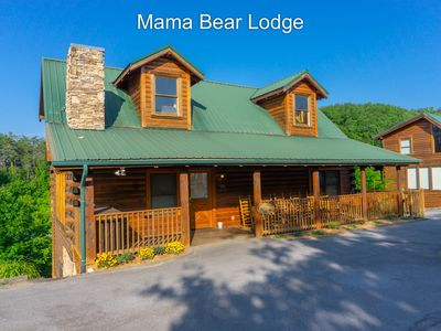 Photo for BEST 6 BEDROOM VALUE IN PIGEON FORGE***GREAT LOCATION ****GREAT RATES