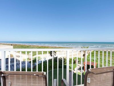 Photo for Aquarius 303 - Snag this Beachfront Condo with Incredible Ocean Views before it's too Late!
