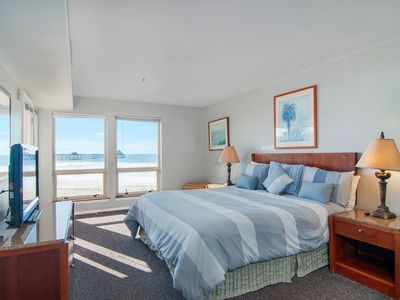Photo for 3 Bedroom With Incredible View Of The Ocean And Pier