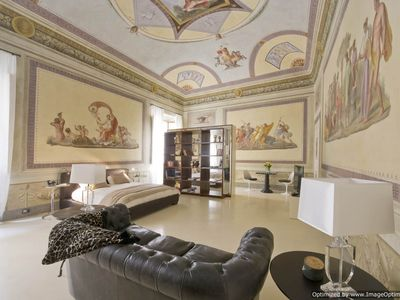 Photo for luxury rental in Florence, luxury flat in Florence, flat to let Florence, large Florence apartment to rent
