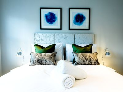 Photo for Oakley Suite - Luxury Serviced Flat in Old Town