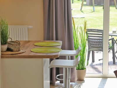 Photo for FW 7/1 room apartment (34m², 3 pers.) Terrace, Pet - Family holiday farm *** Ostseeland Rerik