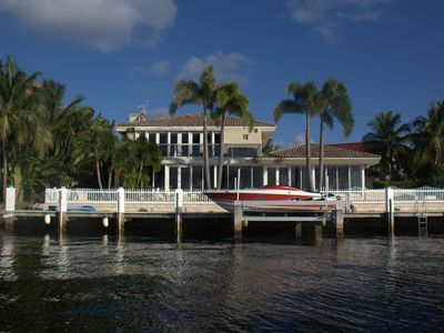 Photo for LUXURY VILLA BAY FRONT,VIEW,PRIVATE POOL,PRIVATE PARKING,WIFI,GATED COMMUNITY.