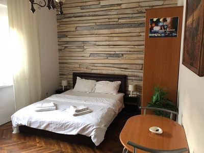 Photo for 1BR Apartment Vacation Rental in Savski Venac, BG
