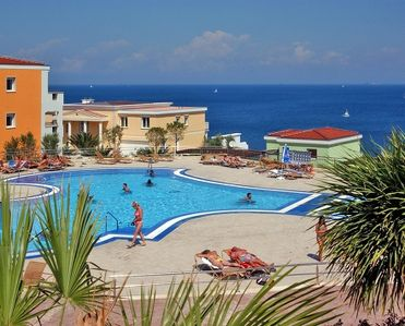 Photo for 1BR Apartment Vacation Rental in Istria County, Op?ina Umag