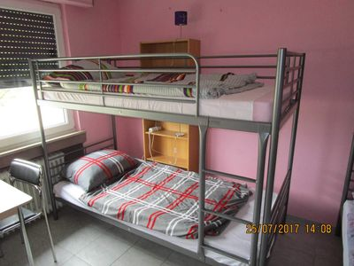 Photo for Standard Matthew - 4 beds room next to Cologne / Kerpen