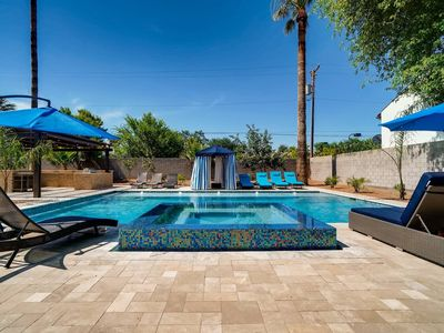 Photo for Luxury Estate Escape with Heated Pool~ 9BD/7BA Sleeps 32!