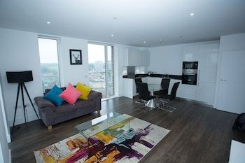 Photo for High view 2 Bedroom apt - Woolwich