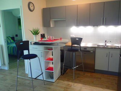 Photo for Comfortable 2 room apartment between Gare and Forêt Fontainebleau