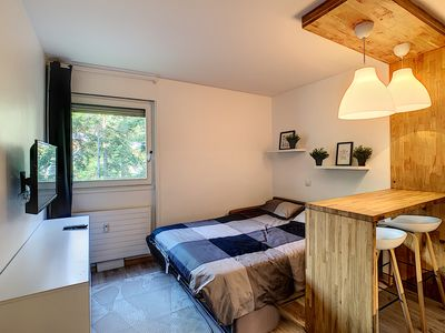 Photo for 1BR Studio Vacation Rental in Saint-Gervais-les-Bains