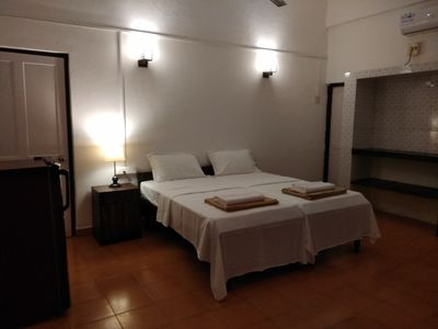 Photo for 1BR Guest House/pension Vacation Rental in Candolim, Georgia