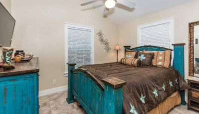 Photo for 1BR Apartment Vacation Rental in Fredericksburg, Texas