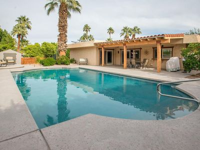 Photo for El Paseo - Lovely South Palm Desert Home With Huge Pool