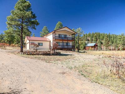 Photo for Charming and comfortable home located centrally in Pagosa Springs