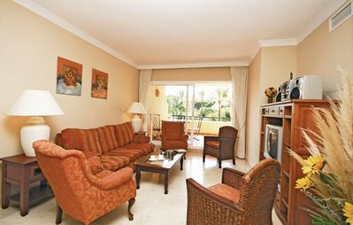 Photo for Apartment in Marbella with Air conditioning, Parking, Terrace, Washing machine (148131)