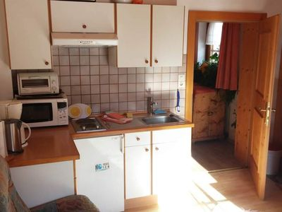 Photo for 1. Apartment / 2 bedrooms / shower, WC - Zaunlehen