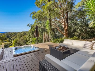 Photo for Secluded family escape with pool and spa nestled in the hinterland of Avoca.