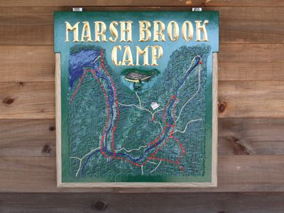 Photo for Marsh Brook Camp - Margaree River Valley - Cozy Cabin - Spectacular Views