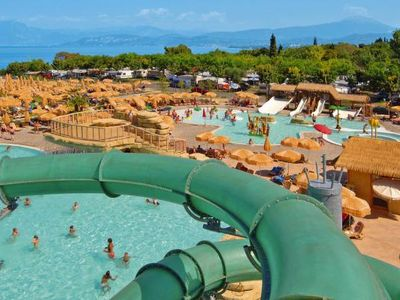 Photo for Holiday resort Piani di Clodia, Lazise  in Südlicher Gardasee - 3 persons, 2 bedrooms