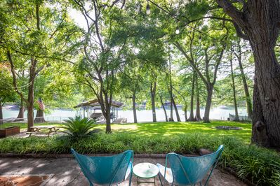 SUNSET RIVER HAUS - a SkyRun Texas Property - Welcome to the Guadalupe River in New Braunfels