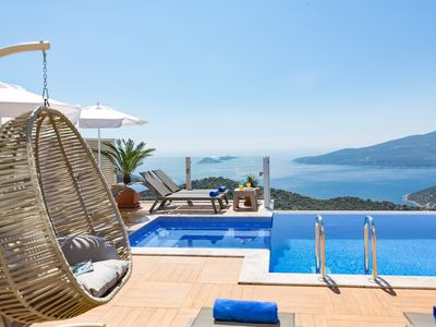 Photo for 4 Bedroom Luxury Villa La Mer Azur Kalkan
