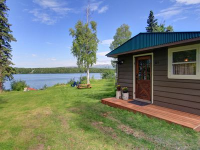 Photo for Cozy Lakeside Living in the Heart of Wasilla