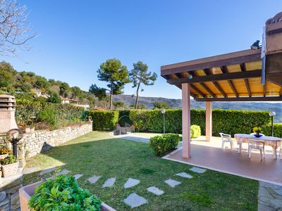 Photo for Cosy Holiday Home in Diano Arentino with Garden