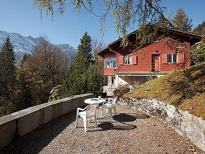 Photo for Apartment Gruissli in Engelberg - 5 persons, 3 bedrooms