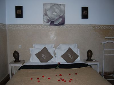 Photo for Jafar Bed & Breakfast in a charming riad in the heart of the Medina