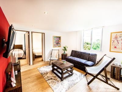 Photo for SANITIZED and Sophisticated Apartment Near Polanco