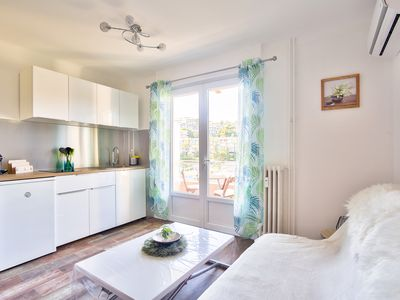 Photo for GOLDEN BEACH - 2 minutes de la plage - Apartment for 4 people in Cannes